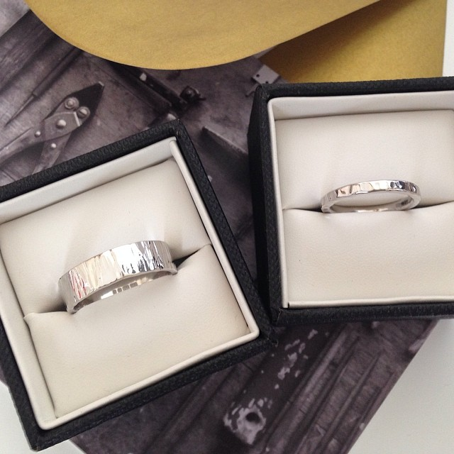 White_gold_hammered_wedding_rings.jpg
