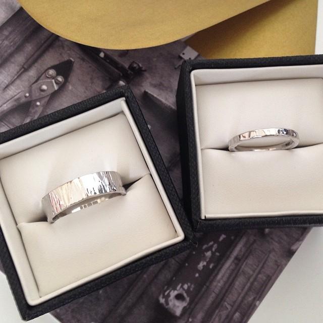 White_gold_hammered_wedding_rings.jpg