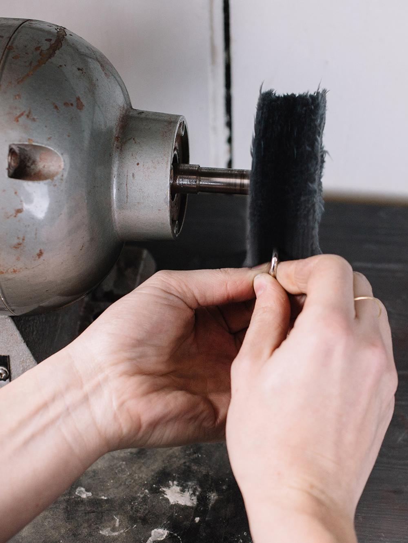 polishing-rings