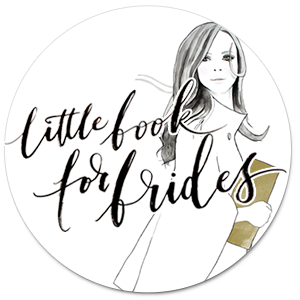 "We are proud to be listed on ""Little Book for Brides"""