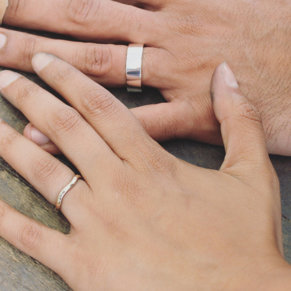 Make your own Wedding Rings - Find out more