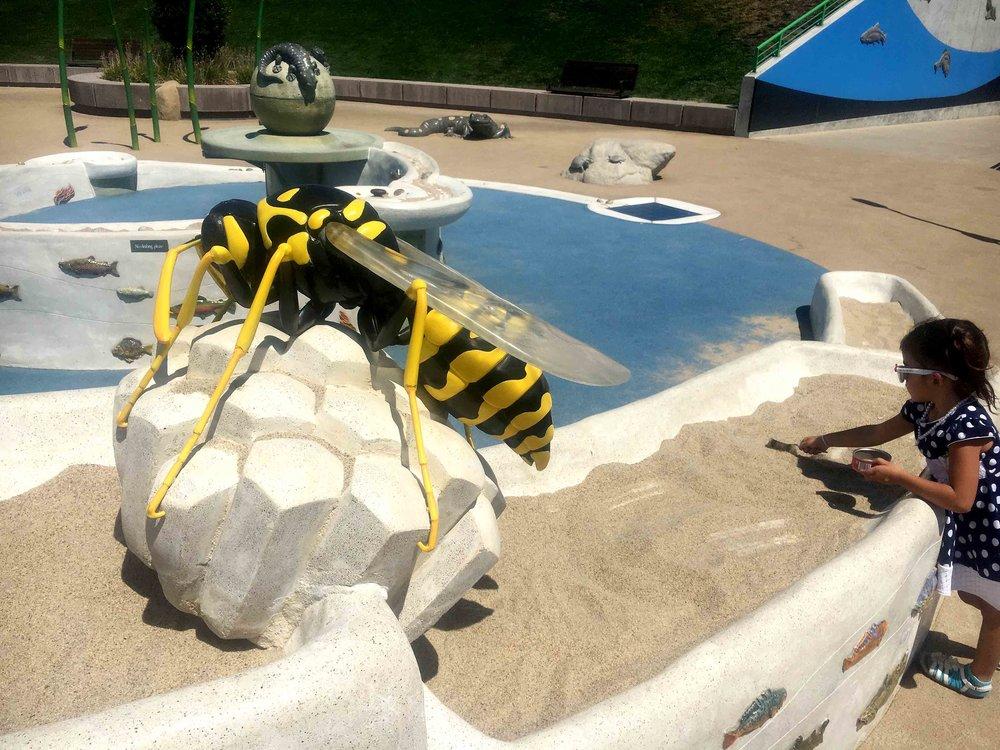 Children's Play Garden Sand Table