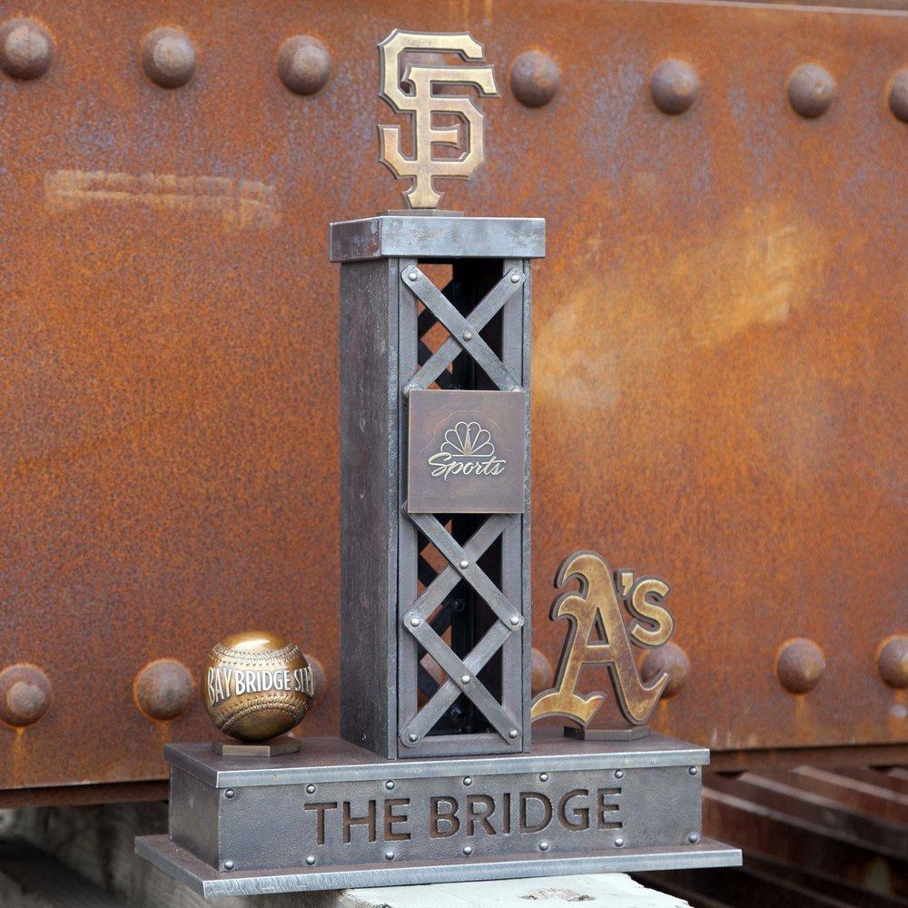 NBC Sports : The Bridge Trophy  Oakland, CA