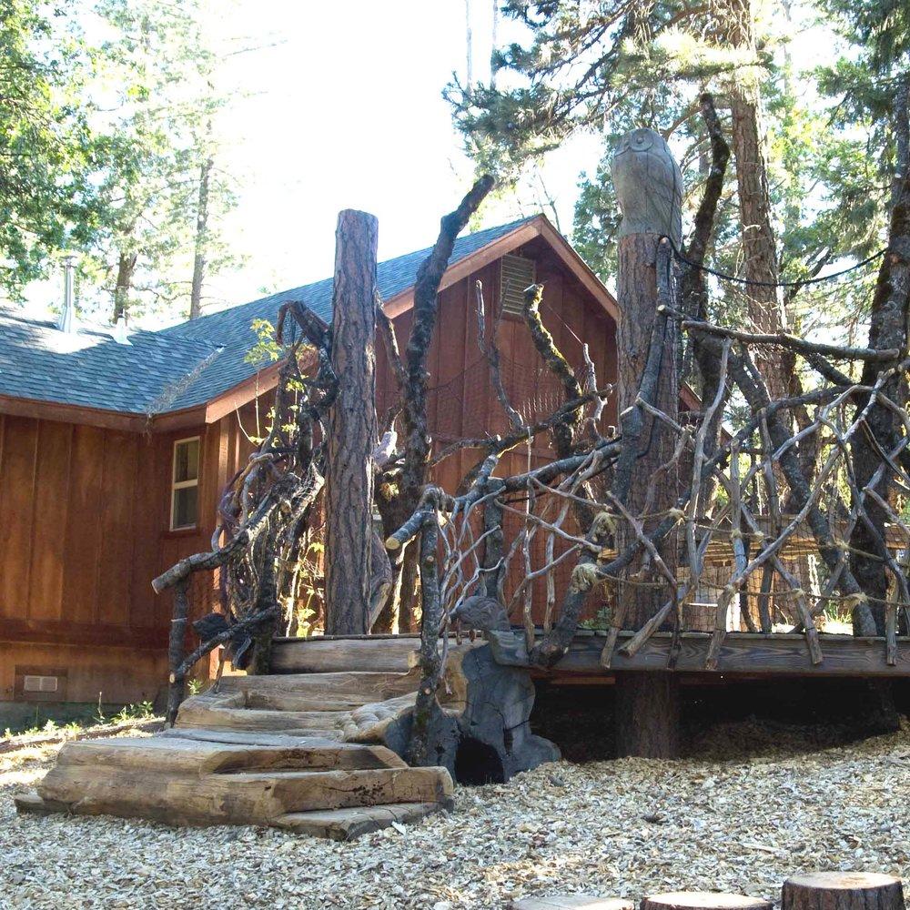 Evergreen Lodge at Yosemite : Nature Play Experience  Groveland, CA