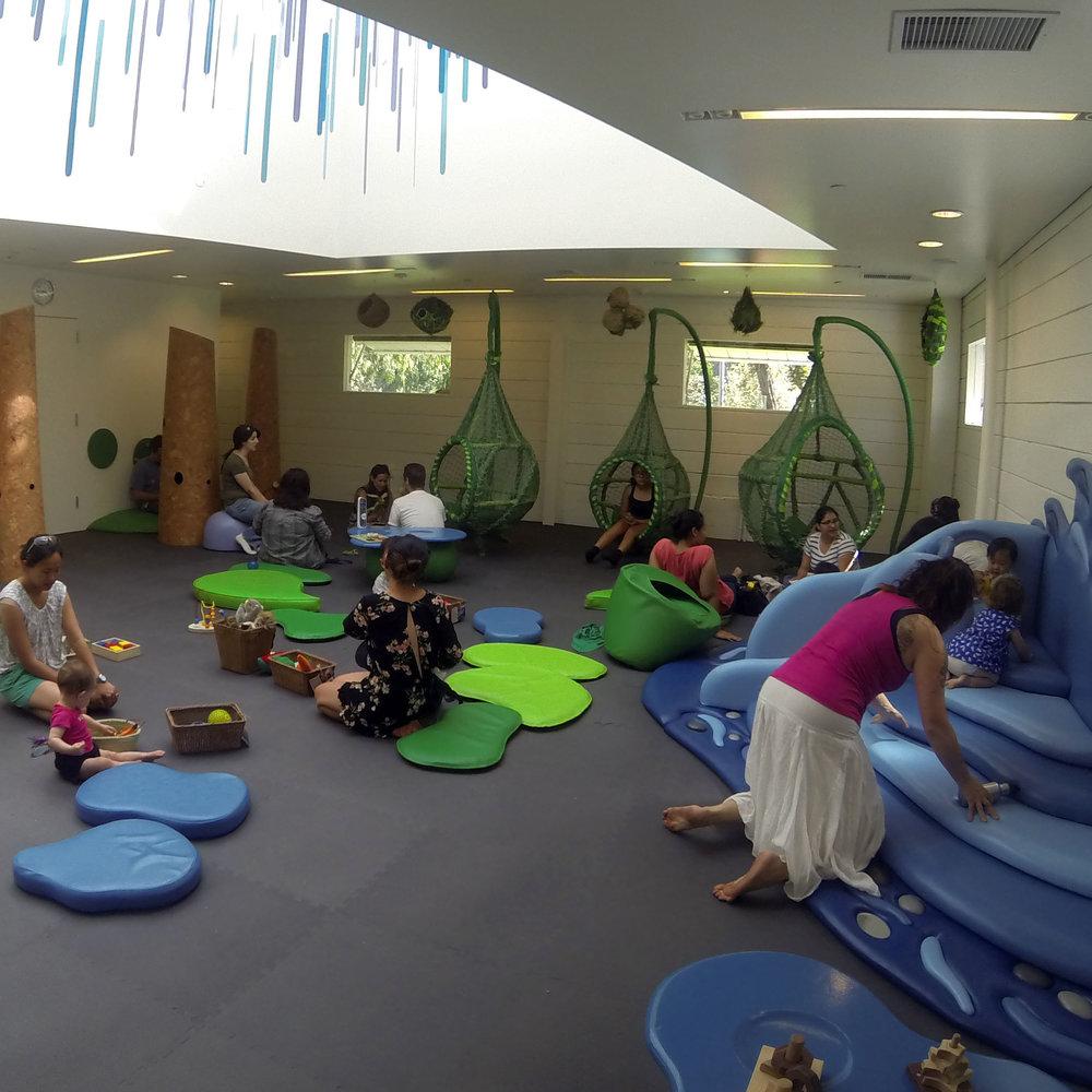 Kidspace Children's Museum : Indoor Play space  Pasadena, CA