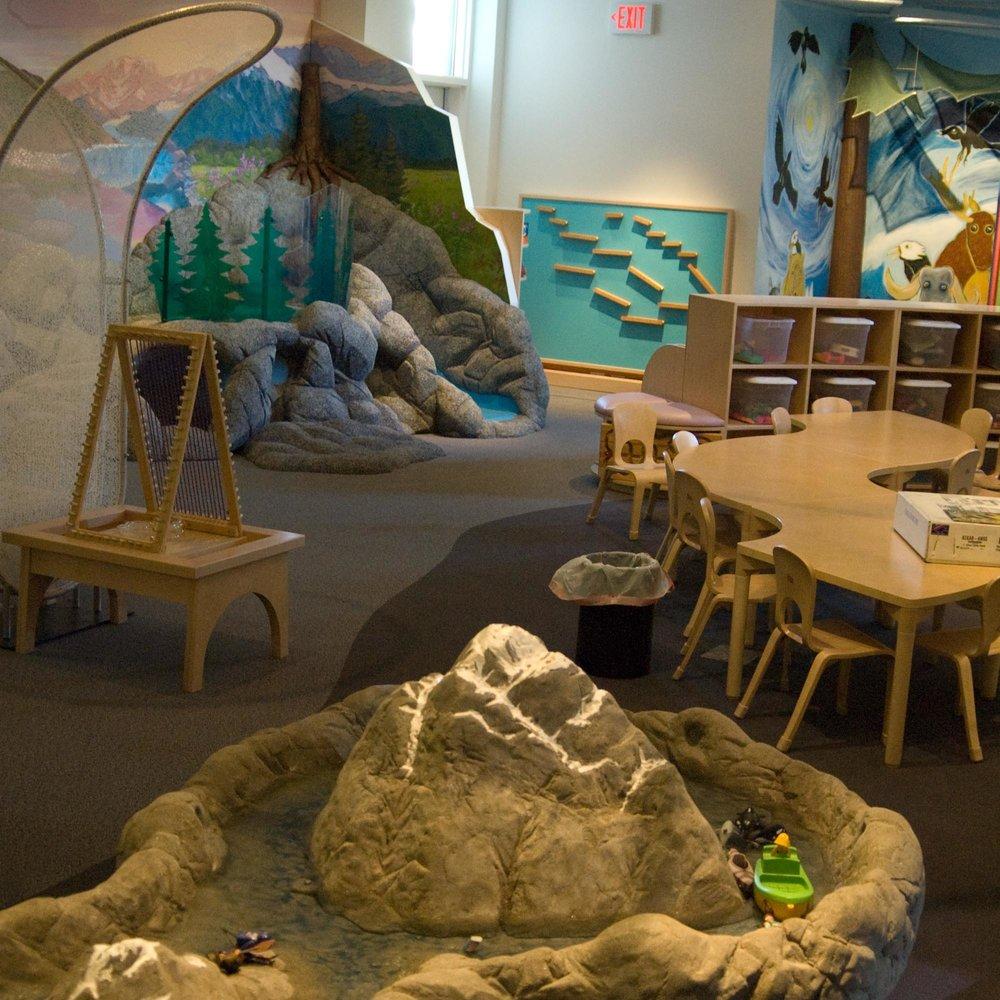 Anchorage Imaginarium : Tote KidSpace  Anchorage, CA