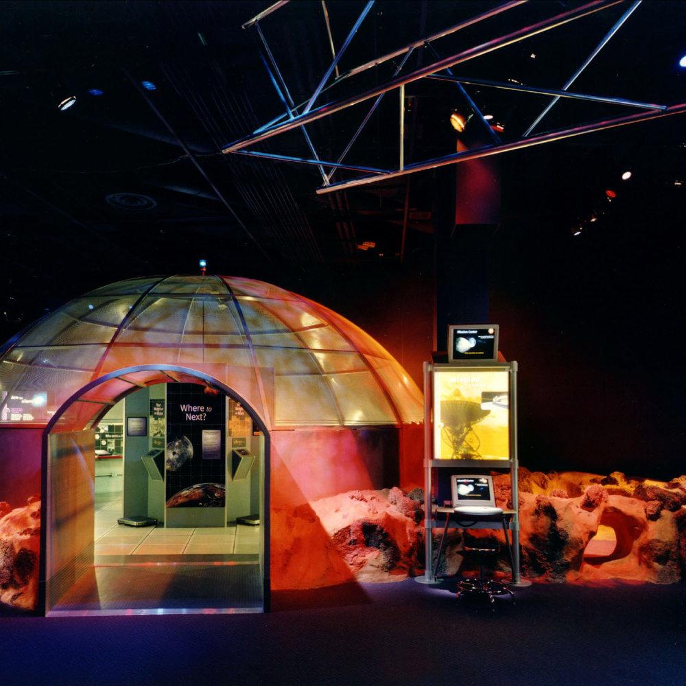 The Tech Museum of Innovation : Exploration Gallery  San Jose, CA