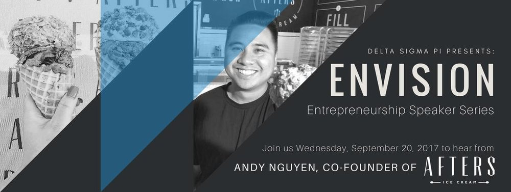 Envision: Andy Nguyen, Co-Founder of Afters Ice Cream