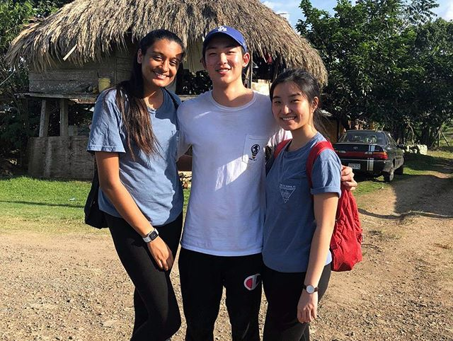 This winter break Brothers Bansari, Trustin, and Therese went to Panama as part of USC Marshall's Global Brigade team. After a semester of preparation, Brothers provided pro-bono consulting to local businesses and assimilated business in a diverse cultural setting. We are so proud of them for giving back to the community! #dsp #phi #globalbrigades #service