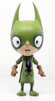 """I'M SCARED: THE MOVIE! ""GREEN ENVY"" EDITION RALF SOLD OUT"