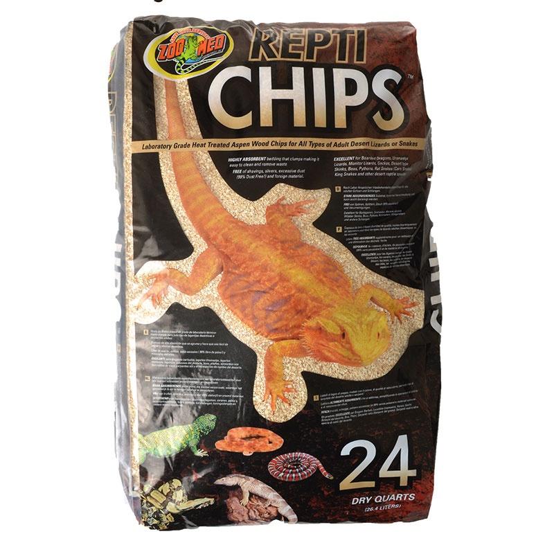 Repti Chips 24qt $22.50