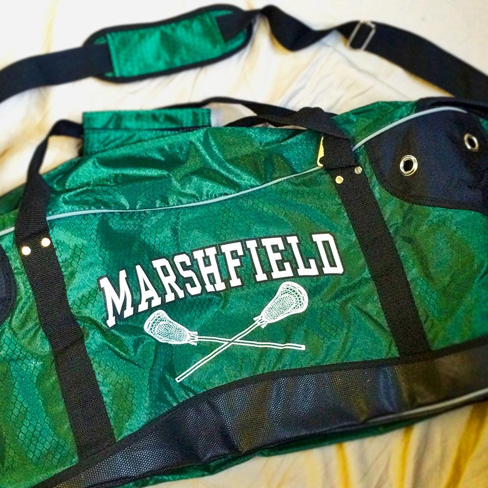 Marshfield Lax Bag
