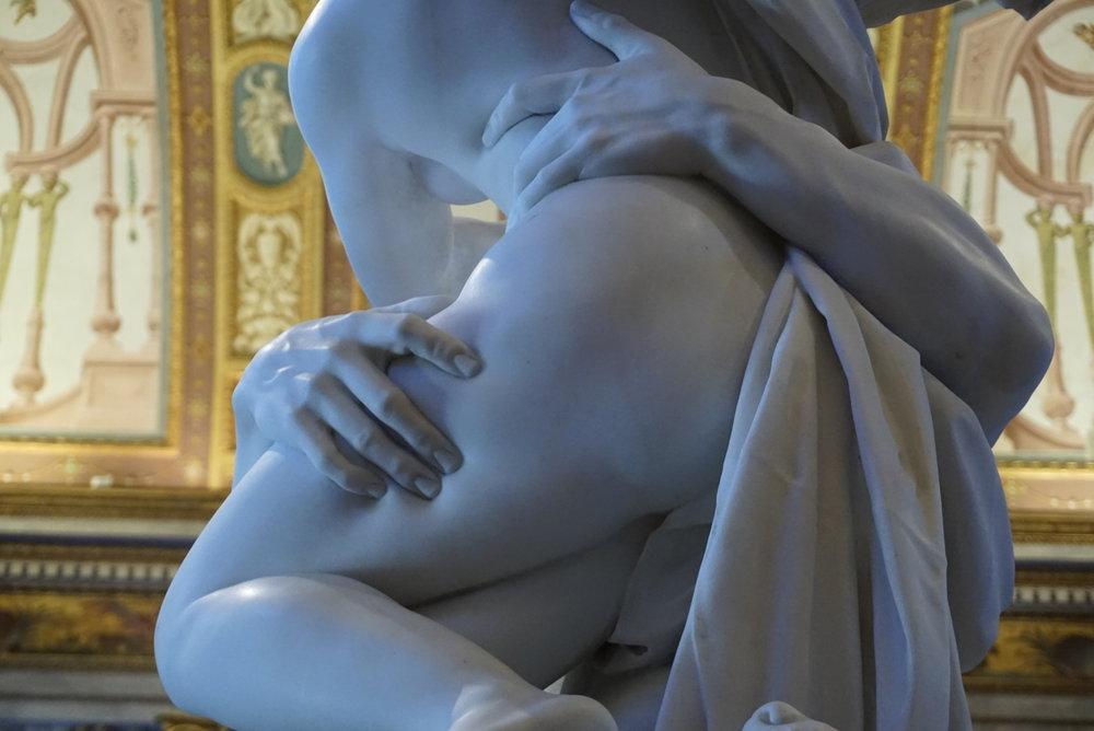 Bernini's The Rape of Proserpina