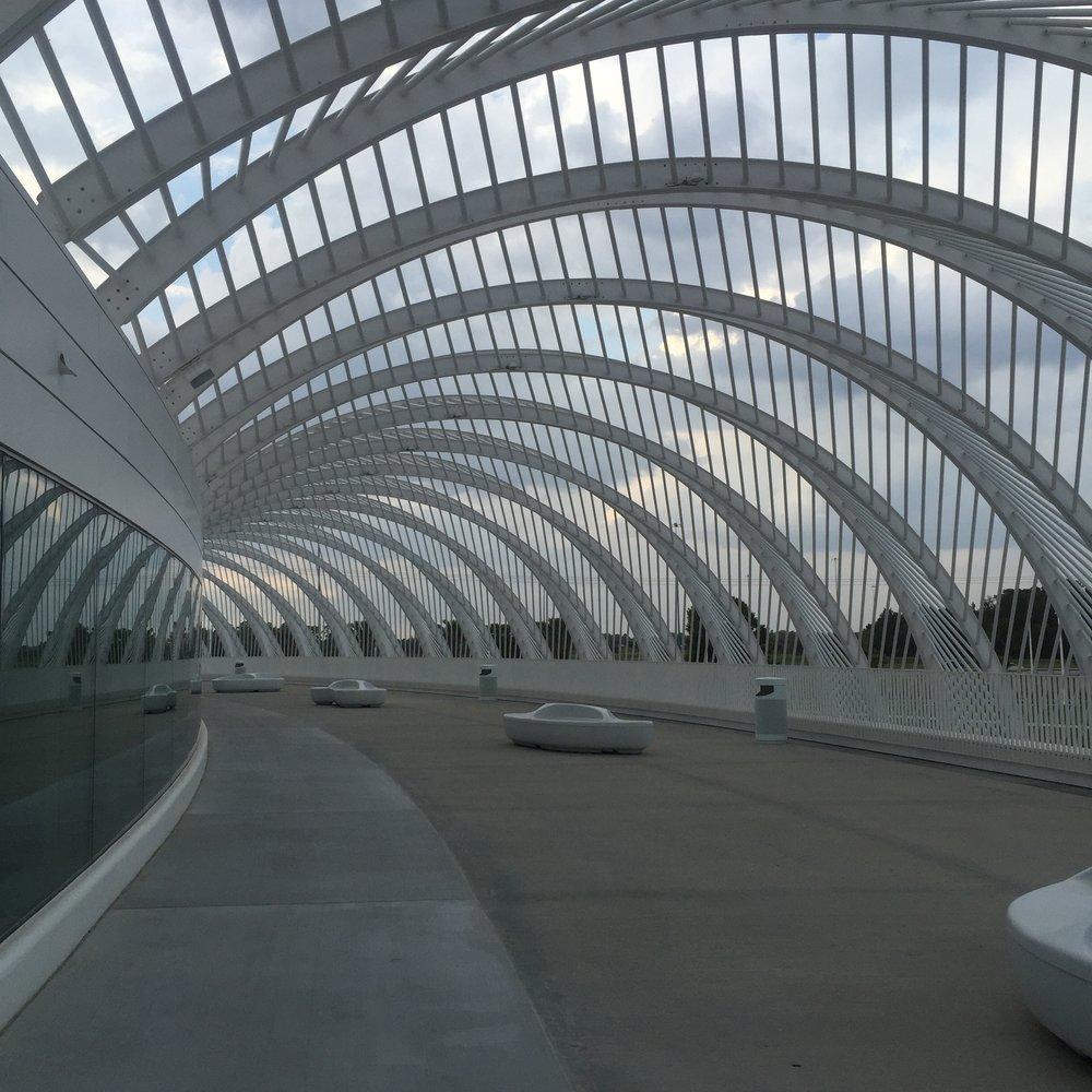 Florida Polytechnic Building, Santiago Calatrava© 2016 David Harrop