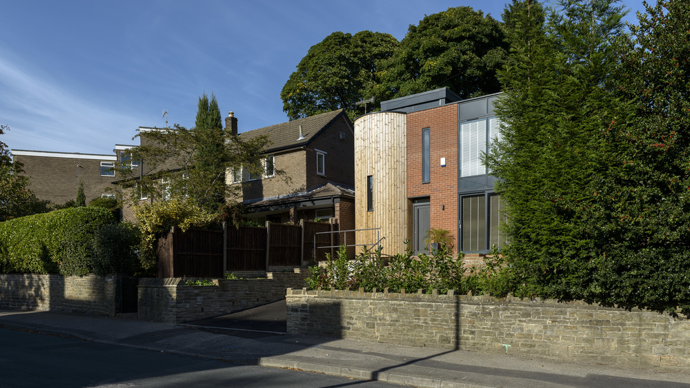 'Eco' Home, Osborne Road, Sheffield