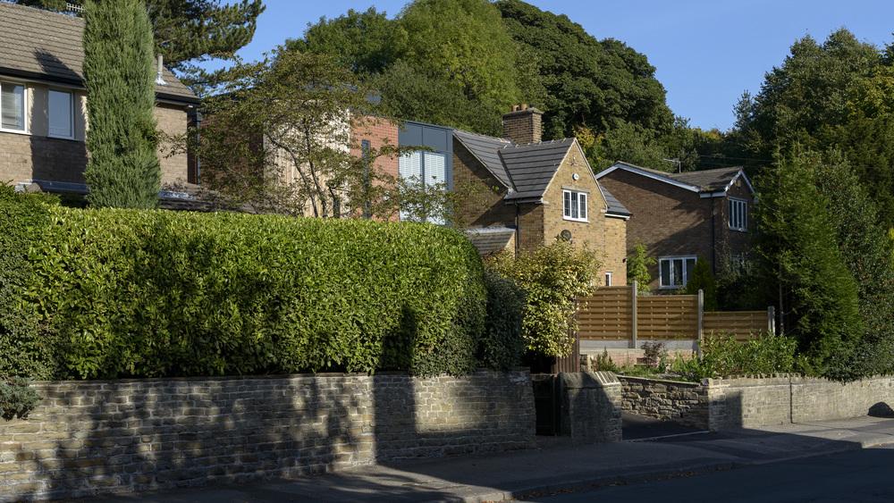 View 2 'Eco' Home, Osborne Road, Sheffield