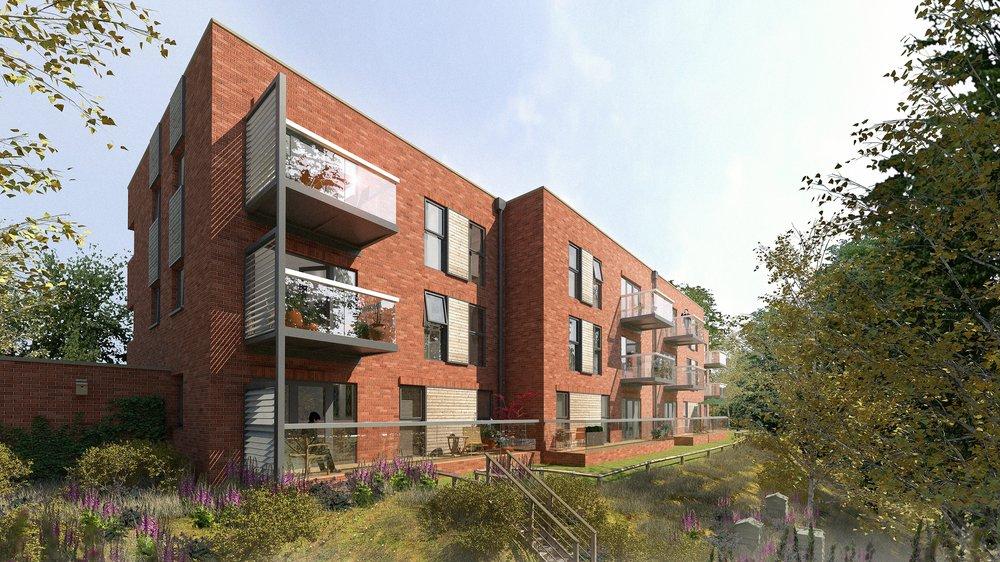 Residential: Twentywell Lane, Sheffield: