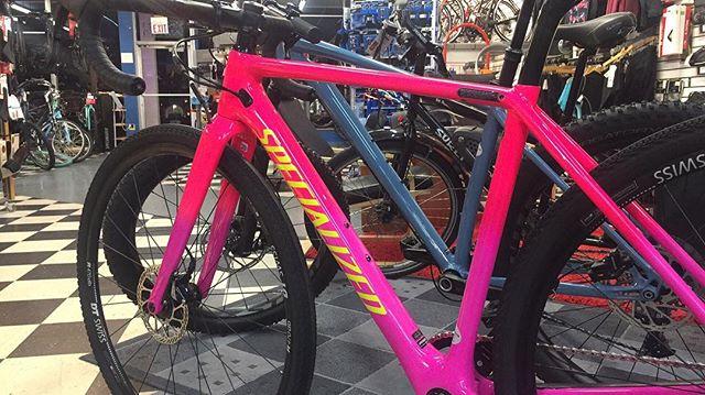 Bikes are fun....and bright!