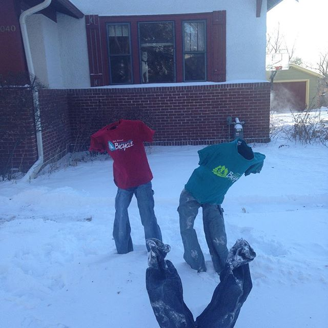 -20F family fun. I always tell my kids to keep their head on straight.