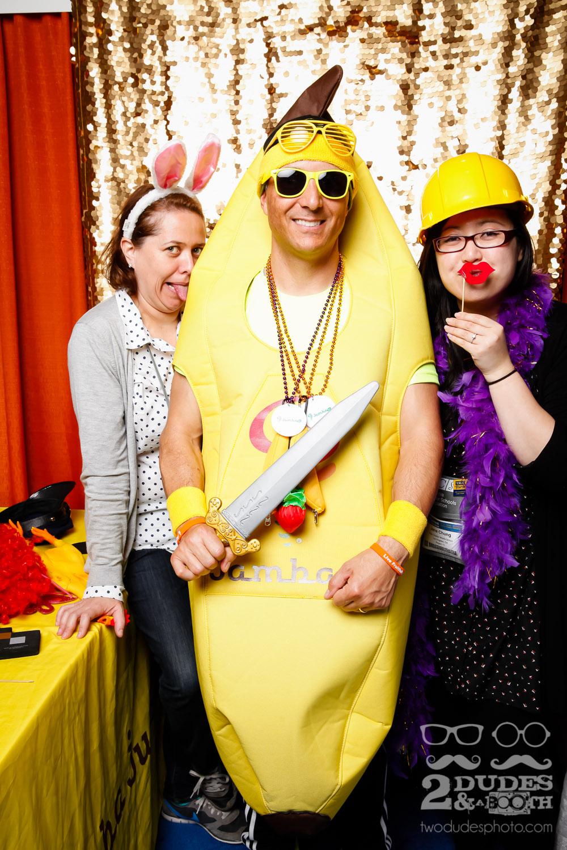 Don't eat the Bananaman!