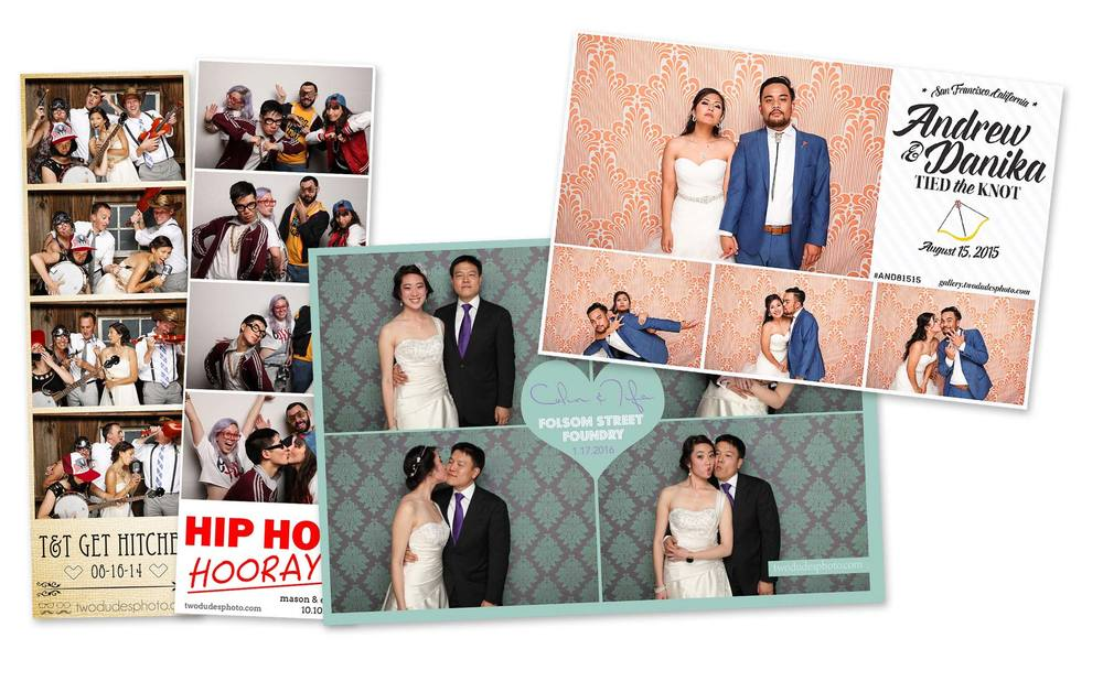 prints for wedding photo booth