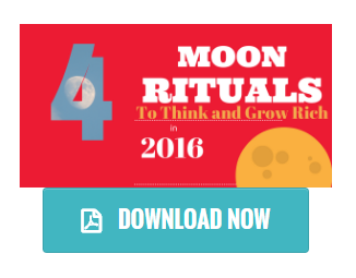 moon rituals for wealth