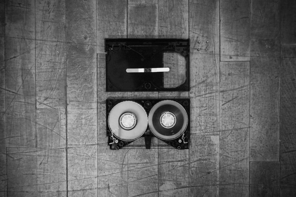 Betacam tape