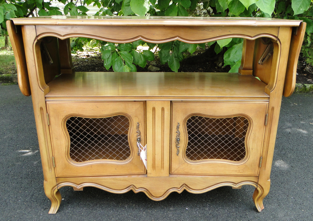 French Style Bar Cart