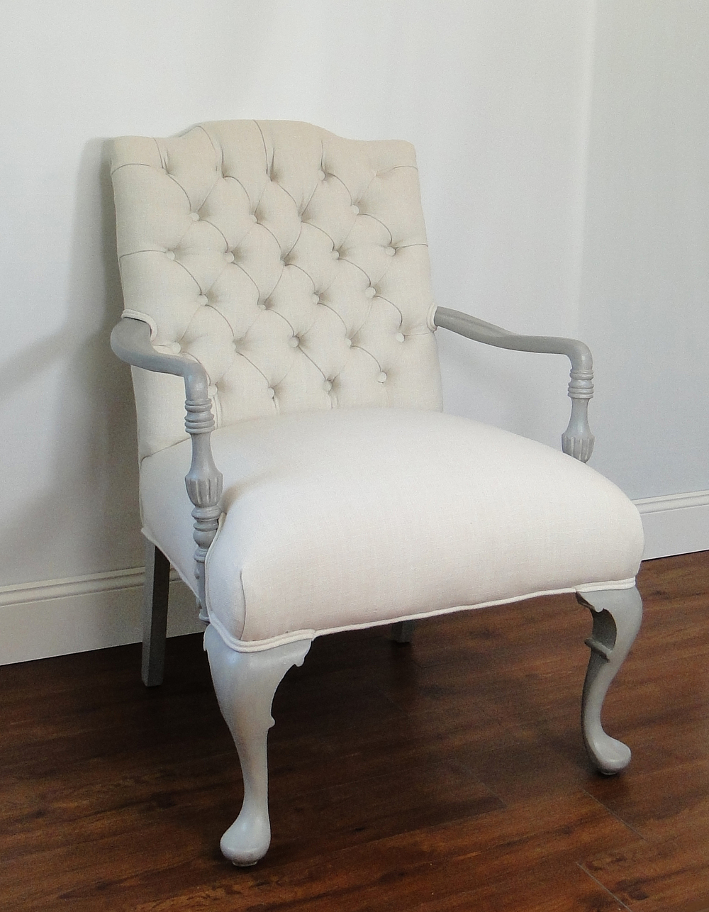 """After"" view of re-imagined chair"