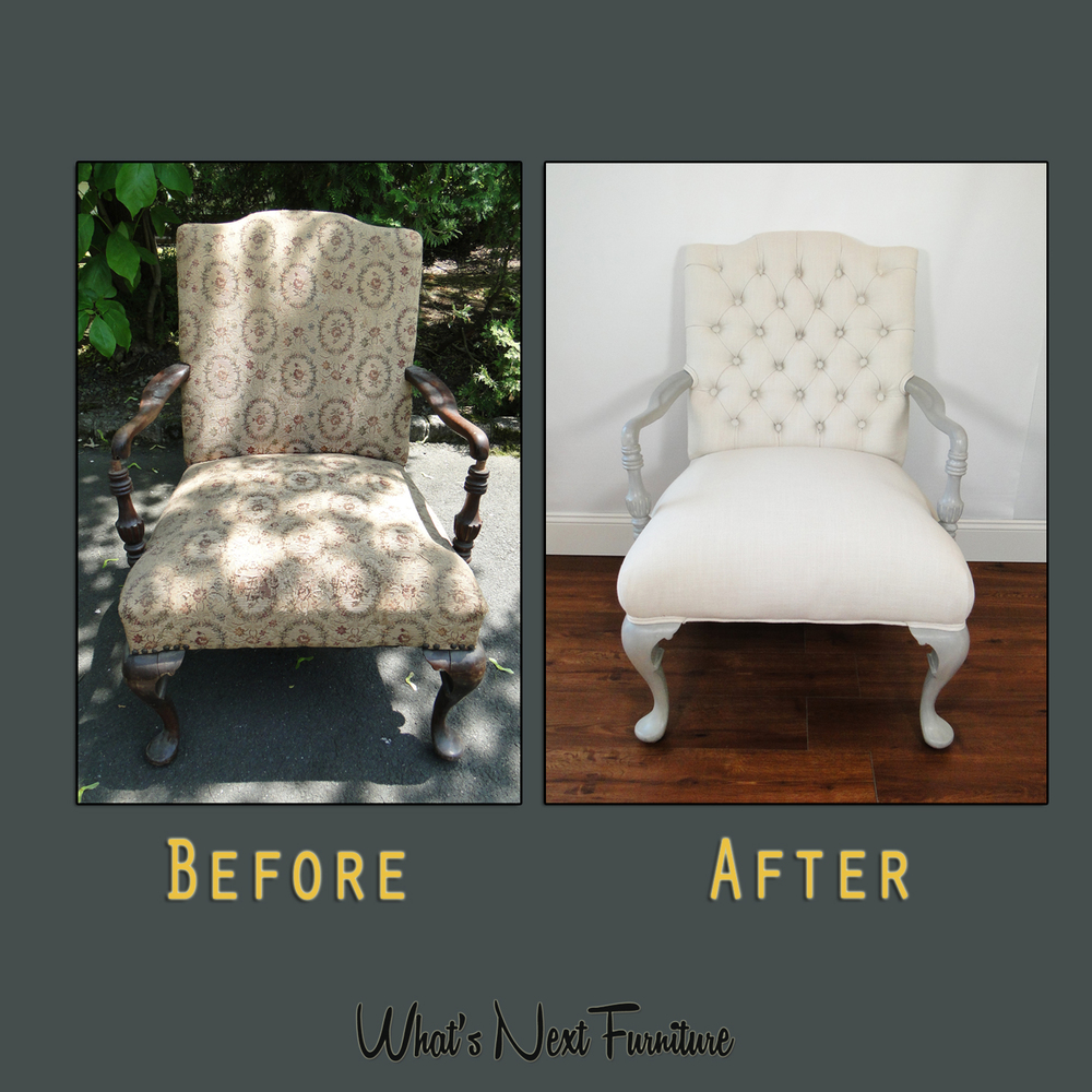 Westfield Ave chair before after square grey.jpg