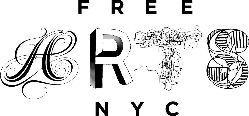Coupon Code = FREEARTSNYC