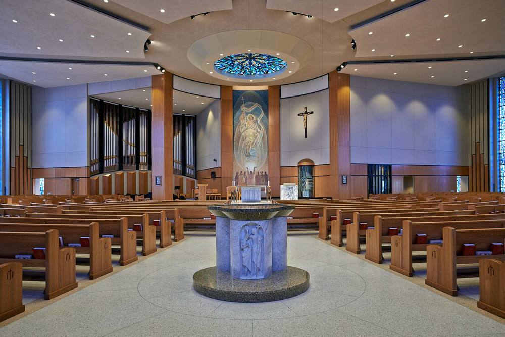 inside healer glass images christ depict interior stained story pinterest best chapel design churches church panels on the of