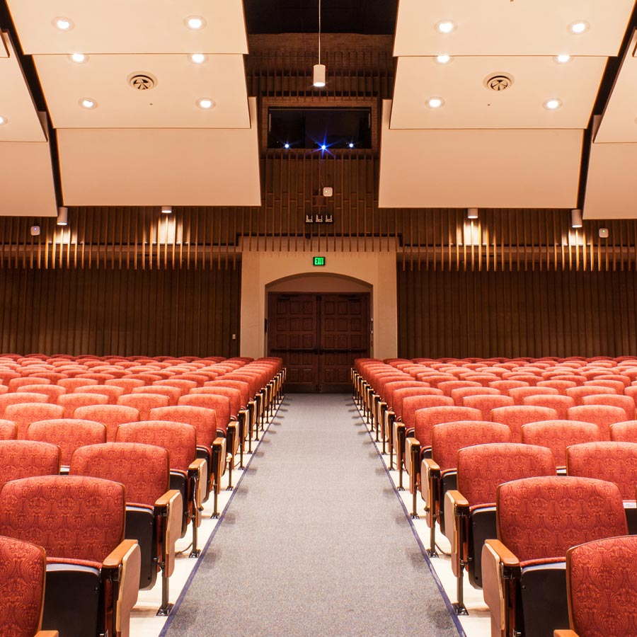 Holly Auditorium