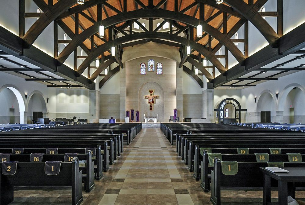 St Francis Frisco >> St Francis Of Assisi Catholic Church — Fisher Heck Architects