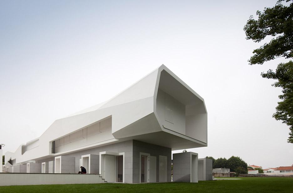 Alvaro Leite Siza Porto House B