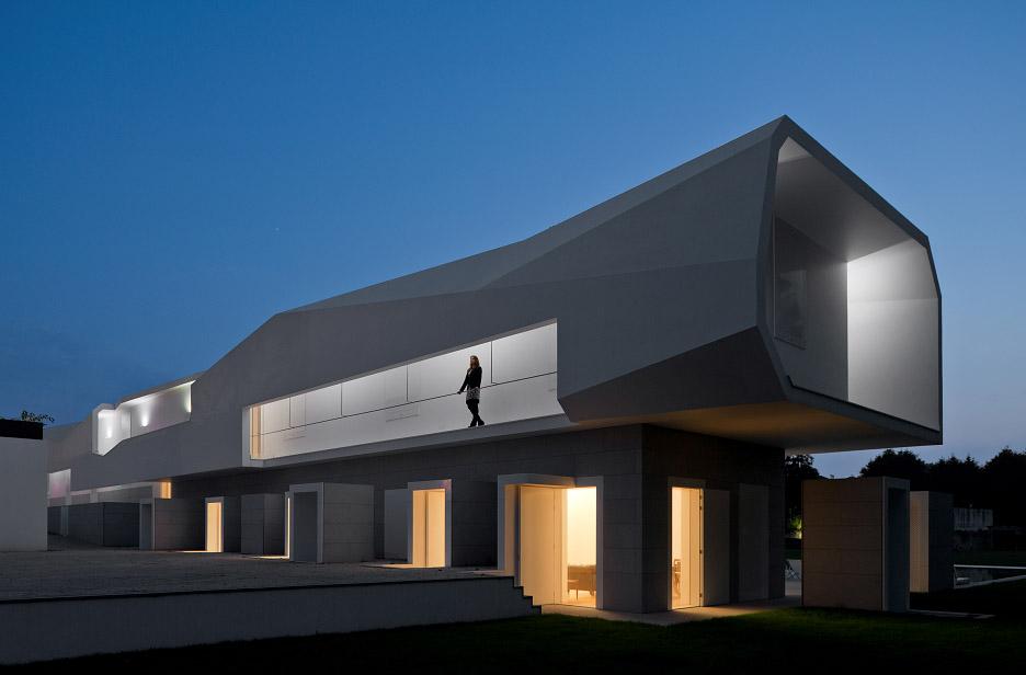 Alvaro Leite Siza Porto House C