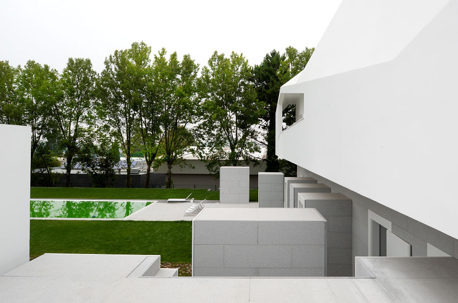 Alvaro Leite Siza Porto House D