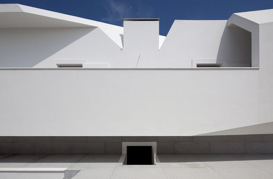 Alvaro Leite Siza Porto House E
