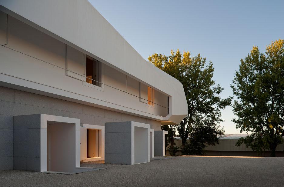 Alvaro Leite Siza Porto House K