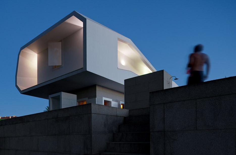 Alvaro Leite Siza Porto House P