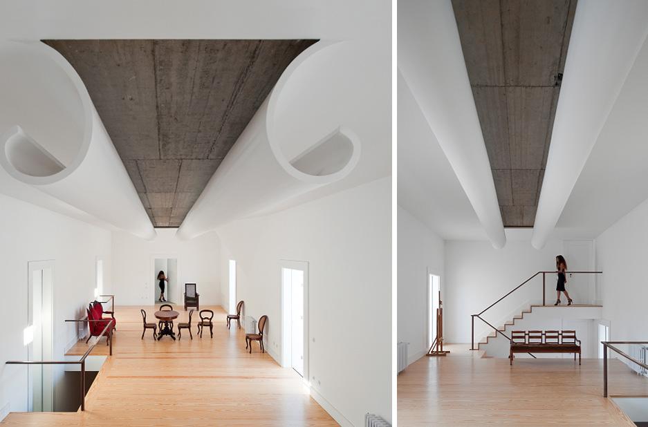 Alvaro Leite Siza Porto House U