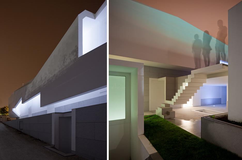 Alvaro Leite Siza Porto House V
