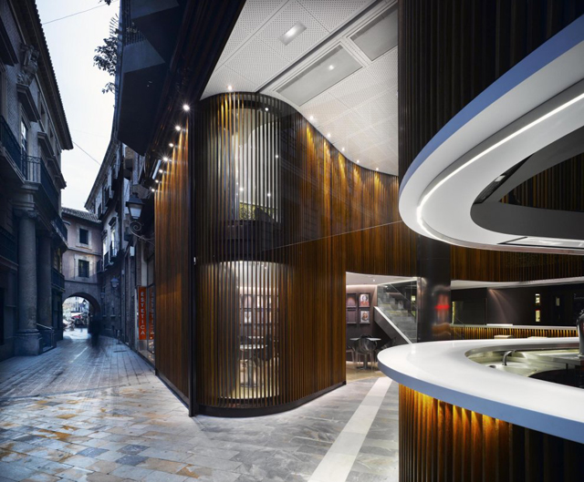 Weekly roundup creative coffee shops knstrct - Clavel arquitectos ...
