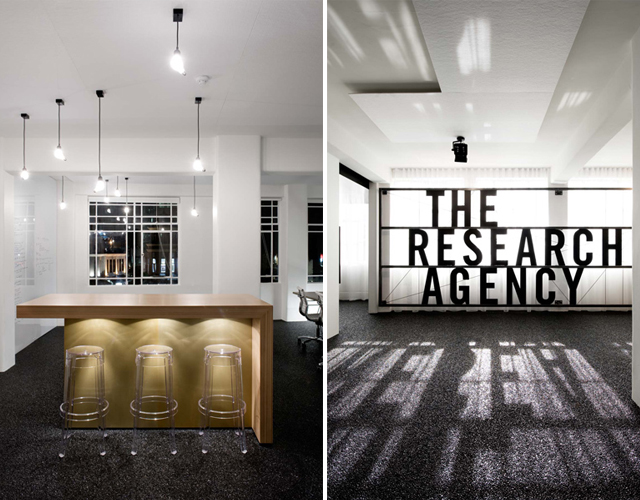 The research agency office new zealand knstrct for Office design research