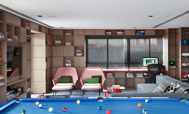 Modern Man Caves