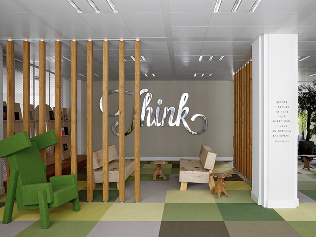 JWT Office in Amsterdam by Alrik Koudenburg RJW Elsinga