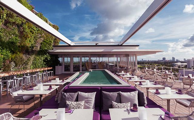 Juvia Penthouse Miami Beach Knstrct