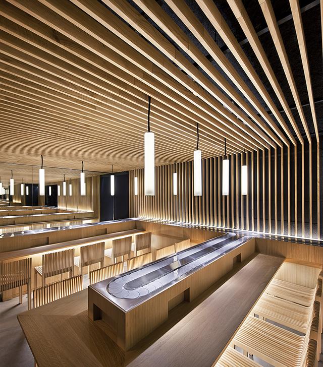 All About Wood Matsuri Boetie Restaurant Knstrct
