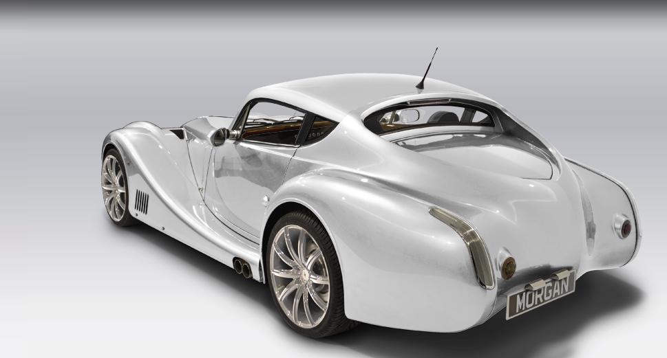The New Morgan Aero Coupe 2012 — KNSTRCT