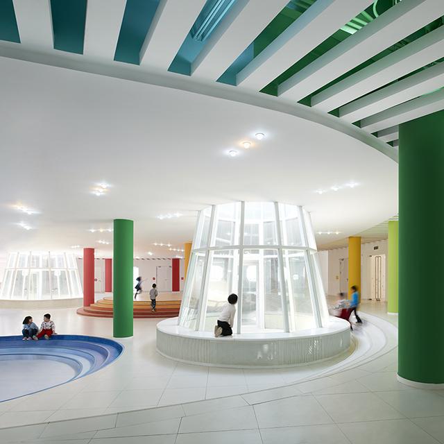 Loop International Kindergarten Tianjin Knstrct